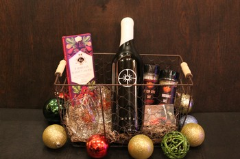 Diya Holiday Gift Basket