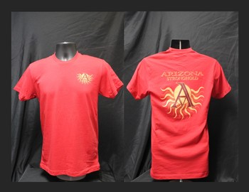 Mens Red Logo T-Shirt