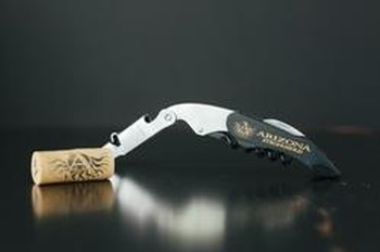 Corkscrew Black